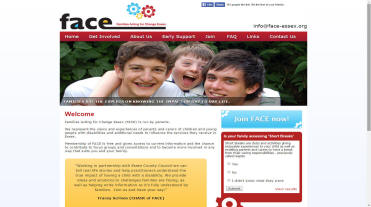 FACE Website